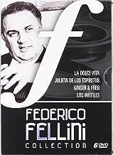 Pack: Federico Fellini (Incluye 4 Películas) [DVD]