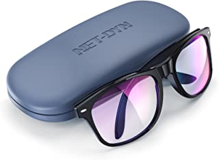 Blue Light Blocking Gl - Gamer Gl, Filter Blue Light from LCD/LED Screen and Computer, Eyewear for Sleep and Helps Prevent...