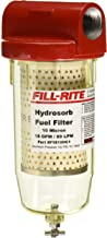 Fill-Rite F1810HC1 Clear Bowl Fuel Filter