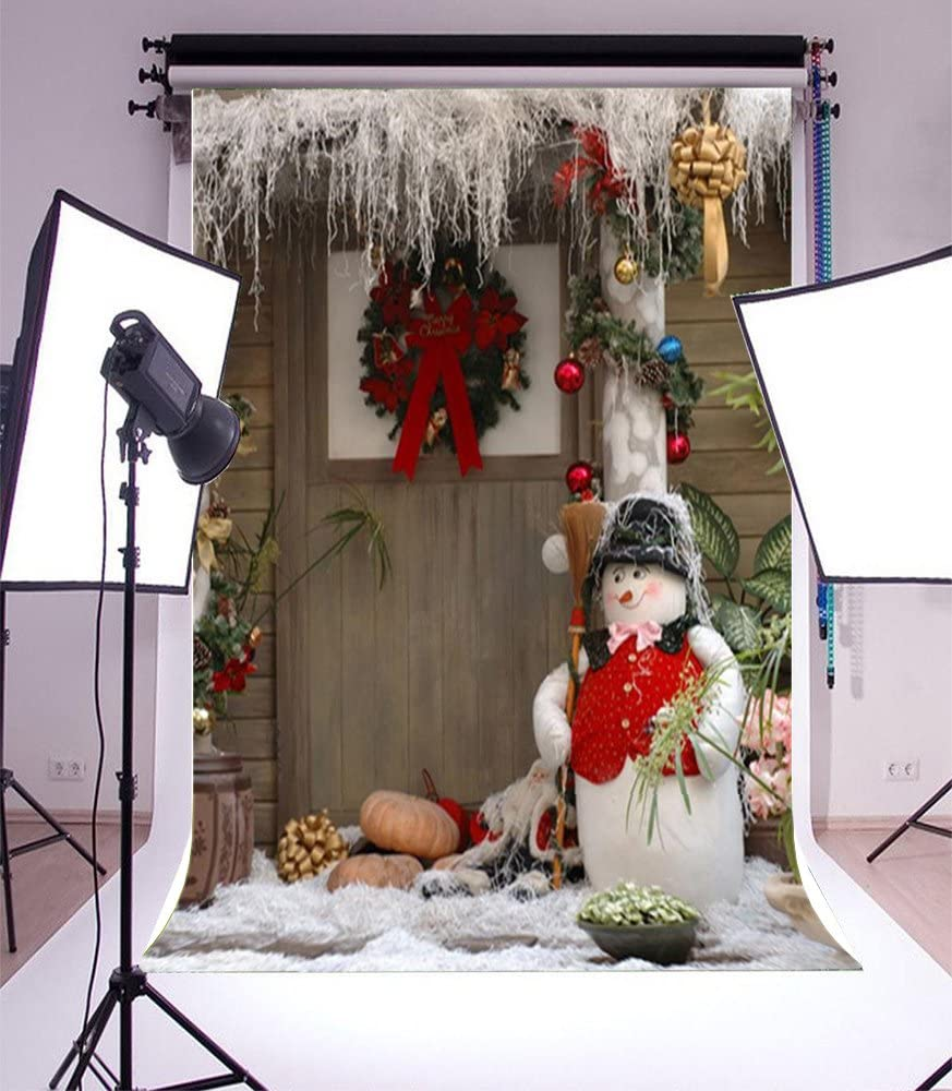 LFEEY Vinyl Thin Backdrop Quantity limited Background Christmas Photography Jacksonville Mall 3x5ft