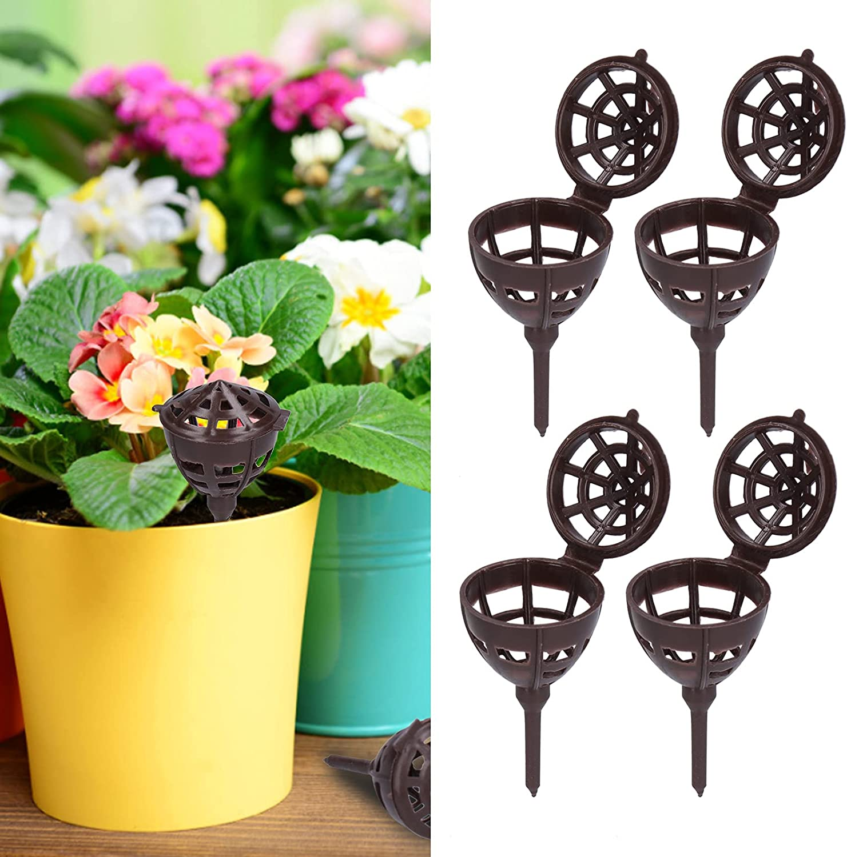 Super beauty product restock quality top! Summer Enjoyment Fertilizer 20Pcs Inexpensive Mesh Basket