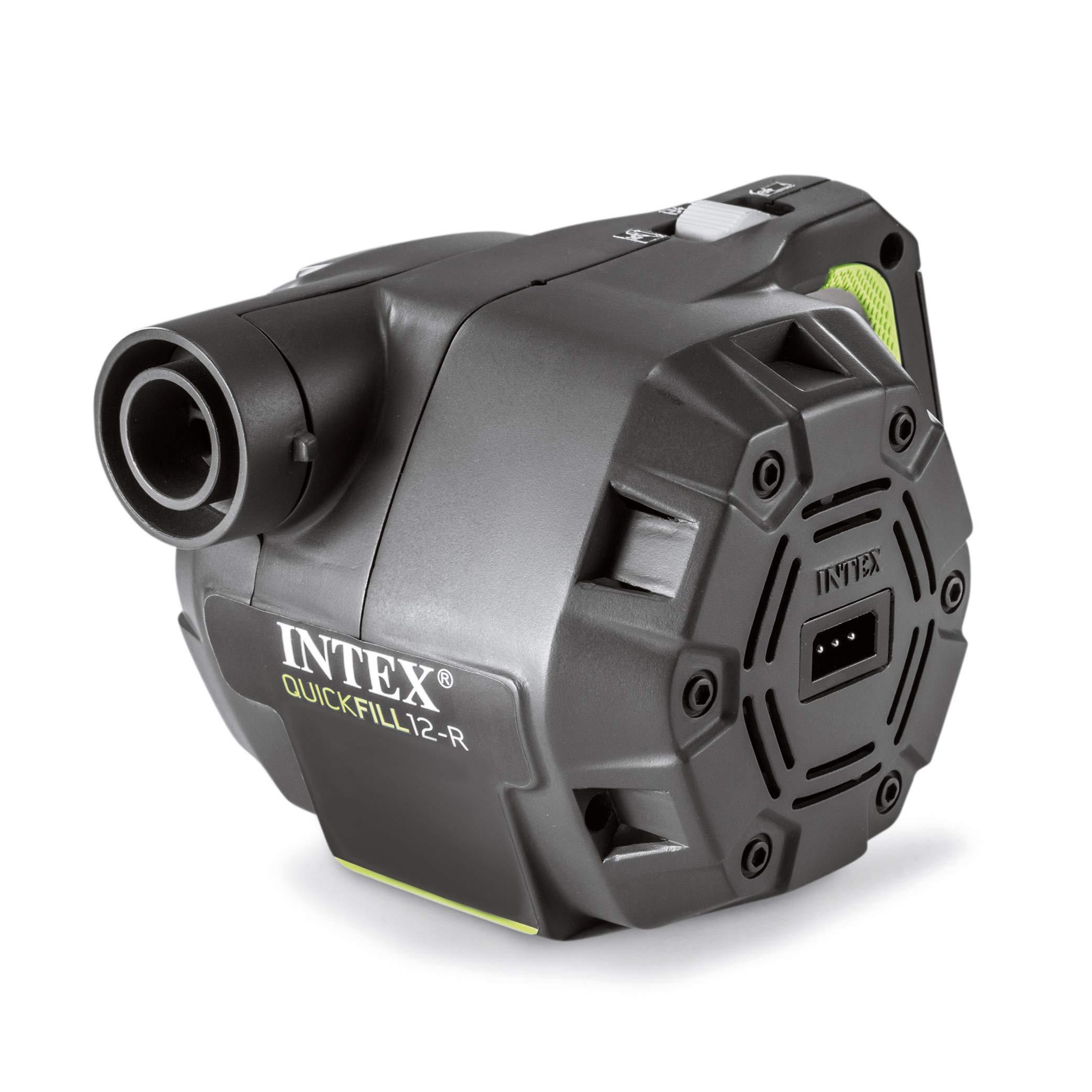 Intex Quick Fill Rechargeable 110 120V 21 2Cfm