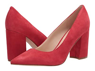 Nine West Cara Pump (Red) Women