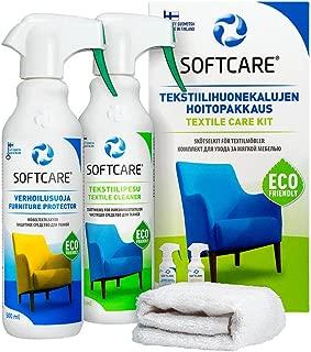 M-SOLUCIONES - Softcare Kit de Limpieza - Limpiador y