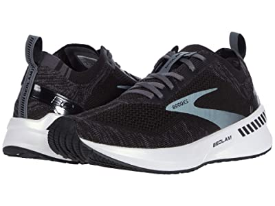 Brooks Bedlam 3 (Black/Blackened Pearl/White) Women