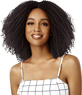 Outre Lace Front Wig Big Beautiful Hair 4B Crown Curls (1)
