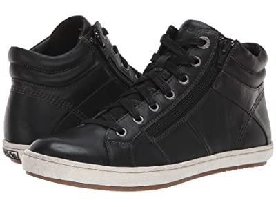 Taos Footwear Union (Black Leather) Women