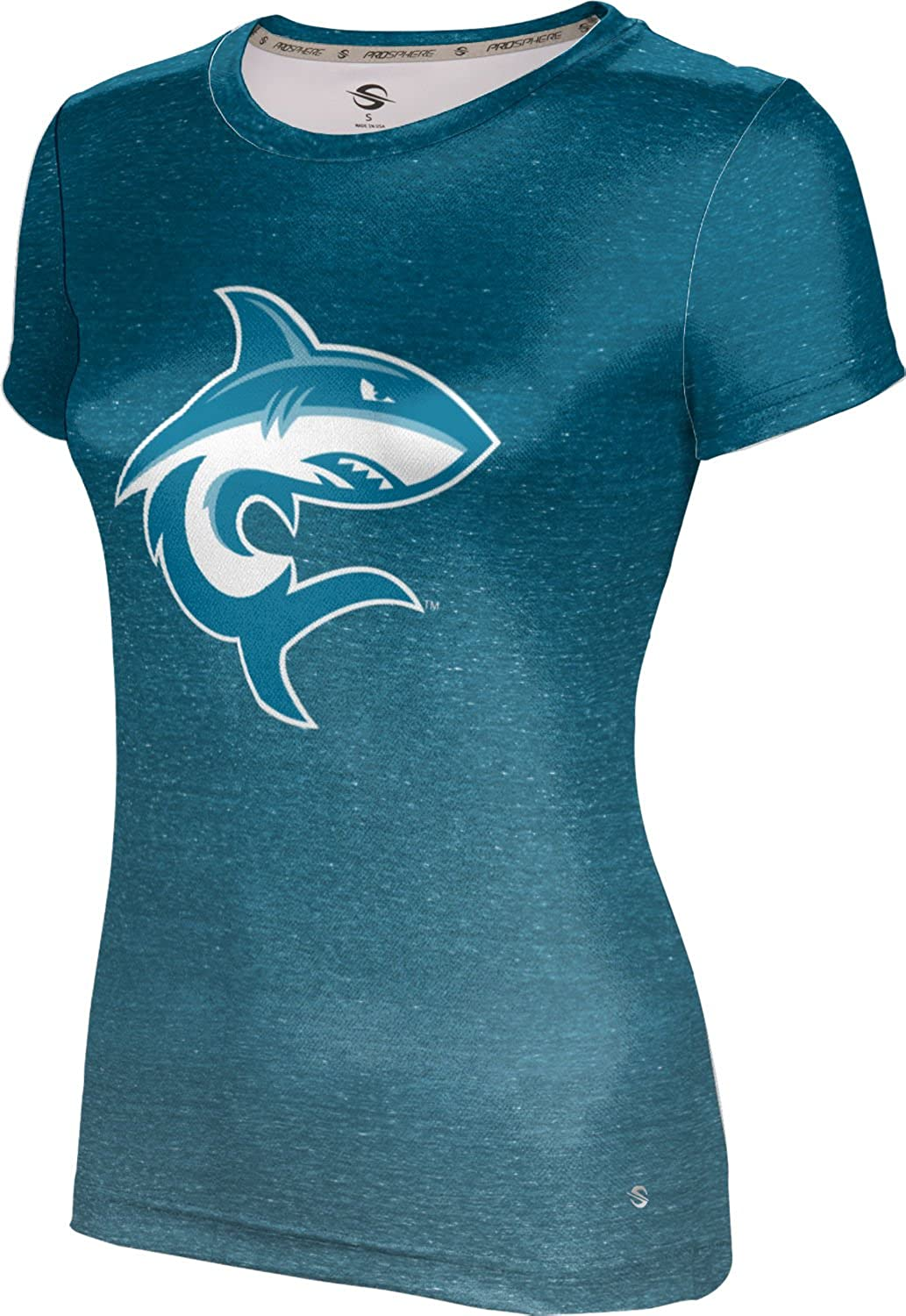 ProSphere Hawaii Pacific University Girls' Performance T-Shirt (Ombre)