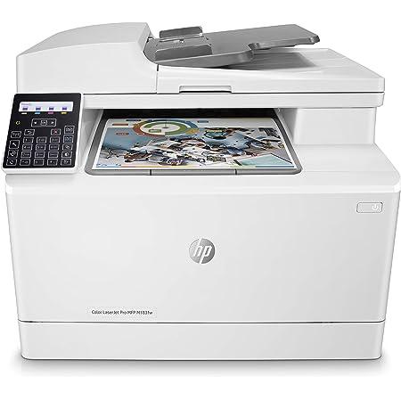 Hp Color Laserjet Pro M183fw Multifunktions Farblaserdrucker Computer Zubehör