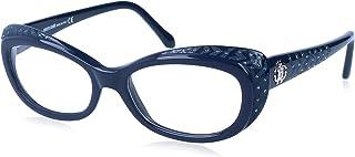 Roberto Cavalli Women's RC0780 Acetate Frames BLUE 53