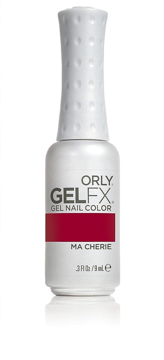 賢明な骨虚弱Orly GelFX Gel Polish - Ma Cherie - 0.3oz / 9ml