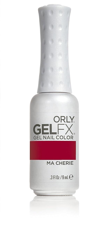 フリル忠誠お金ゴムOrly GelFX Gel Polish - Ma Cherie - 0.3oz / 9ml