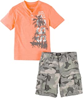 OshKosh B'gosh Little Boys 2-Piece Shorts Set