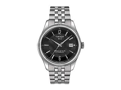 Tissot Ballade Powermatic 80 Cosc T1084081105700 (Black/Grey) Watches