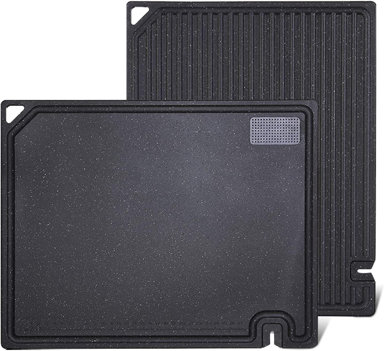Reservation Max 60% OFF Plastic Cutting Board for Kitchen 16 X Large 13 Durable Re inch