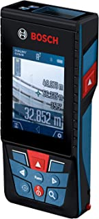 K-Crew Bosch Bluetooth Enabled 490-Foot Lithium-Ion Laser Distance and Angle Measurer GLM 150C