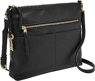 Women's Fiona Leather Crossbody Handbag Purse