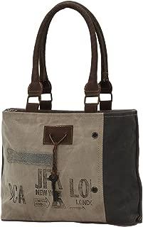 upcycled leather handbags