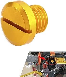 v/élo Generp Bouchons de Valve color/és en Alliage daluminium pour pneus de Voiture poussi/ère Moto