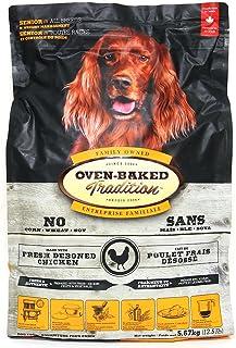 オーブンベイクドトラディション シニア&ウエイトマネージメント 大粒 5.6kg 犬用