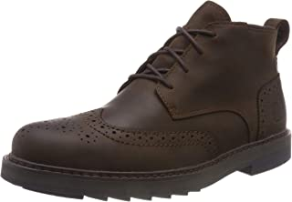Mens Squall Canyon Waterproof Chukka Boot