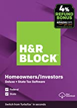 h&r block tax premium software