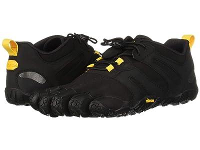 Vibram FiveFingers V-Trail 2.0 (Black/Yellow) Women