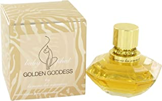Kimora Lee Simmons Baby Phat Golden Goddess Eau De Toilette Spray for Women, 1 Ounce
