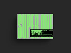 SuperM The 1st Album Super One (One Ver.)