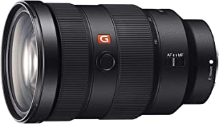 Sony FE 24-70mm f2.8 G Master Mid-range Telephoto Prime Lens, Circular 9 Blade Aperture For Beautiful Defocus Effects, SEL...