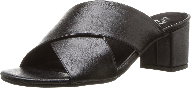 Aerosoles A2 Woherren Midday Slide Sandal, schwarz, 9.5 M US