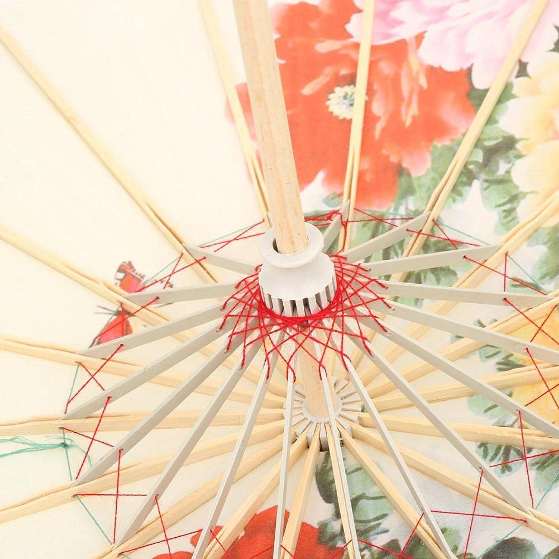 Pwshymi Exquisite Tassels Creative Craft Rapid rise Umbr Paper Oil Max 58% OFF Umbrella