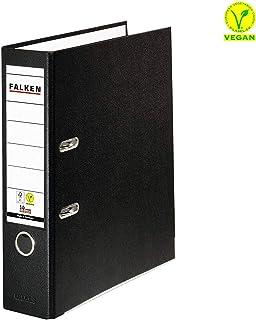 8 x Ordner A4 5 cm PP Papier Weiss Aktenordner Briefordner Schmal