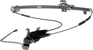 Dorman 741-587 Front Passenger Side Power Window Motor and Regulator Assembly for Select Ford Models (OE FIX), Black
