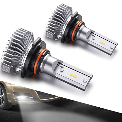 SEALIGHT 9145/9140/9045/9040 LED Fog Lights Bulbs DOT Approved Cool Xenon