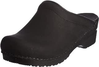 Sonja' Danish Clogs in Black (Art:450247)