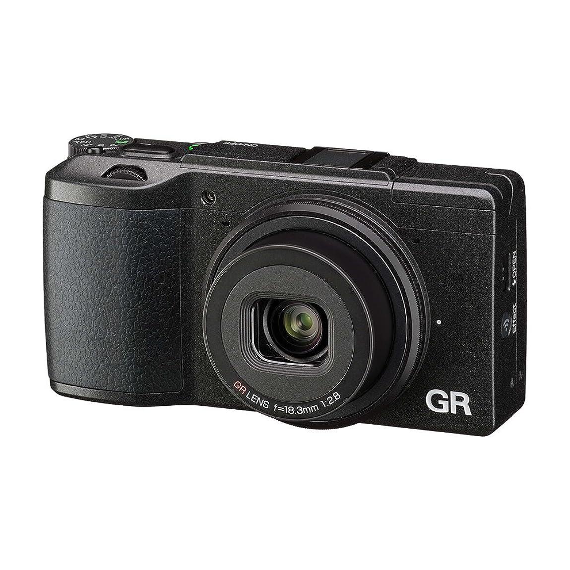 注文繰り返しインシデントRICOH デジタルカメラ GRII APS-CサイズCMOSセンサー ローパスフィルタレス 175840