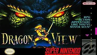 Dragon View - Nintendo Super NES
