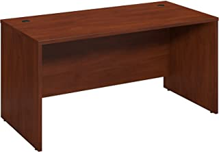 Bush Business Furniture Series C Elite 60W x 30D Desk Shell in Hansen Cherry