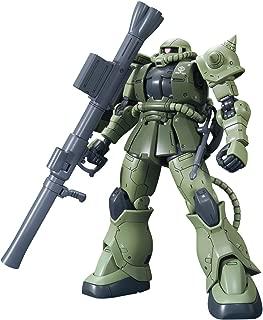Bandai Hobby HG 1/144 Zaku II Type C/Type C-5 the Origin Model Kit Figure