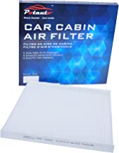 POTAUTO MAP 1022W (CF10773) Replacement High Performance Car Cabin Air Filter for NISSAN, Altima, Maxima, Murano Cross Cabriolet, Murano, Quest (Standard White)
