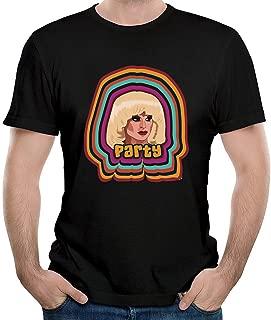 Men's Katya Zamolodchikova Party T Shirts Black
