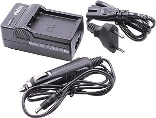 DMC-GX8 DMC-FZ300 sustituye DMW-BLC12 Cargador Incluye Cargador para el Coche Compatible con Panasonic Lumix DMC-G70 DMW-BLC12E DMW-BLC12PP