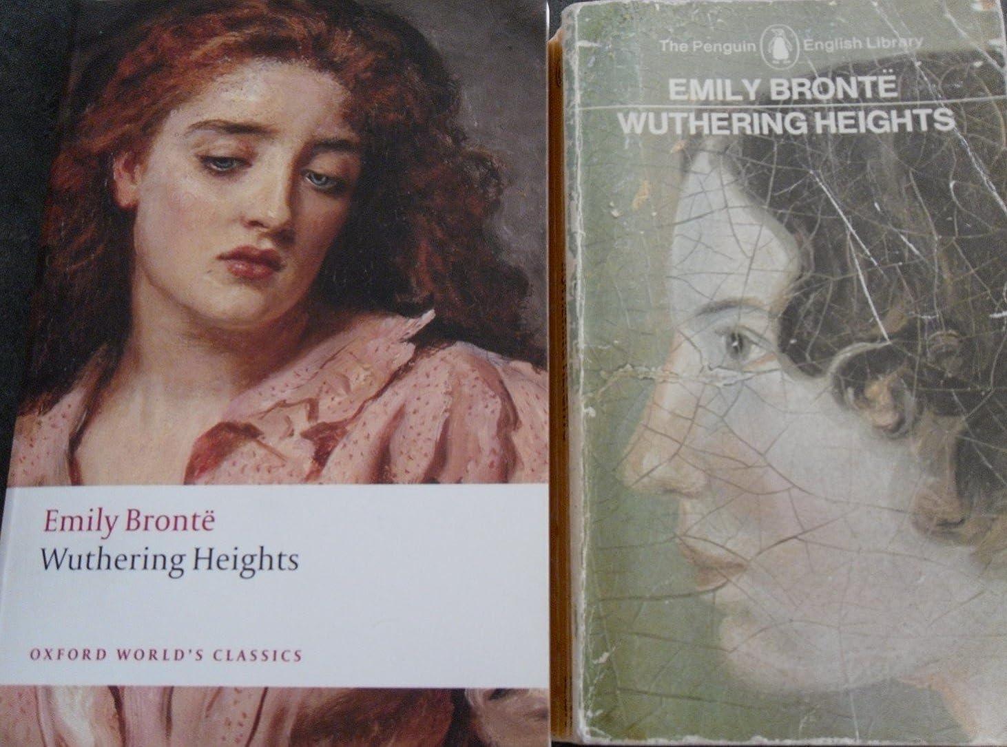 財団不変鹿Wuthering Heights (English Edition)