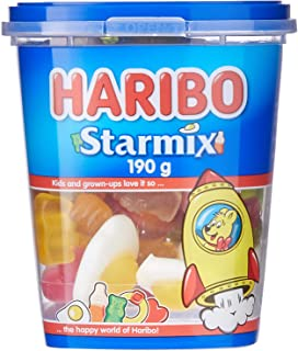 Haribo Star Mix Cup, 12 x 190g
