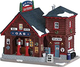 Lemax Village Collection Big Pine Gas Station #75205