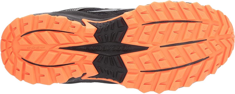Saucony Excursion TR13 GTX Negro Naranja S20528-1