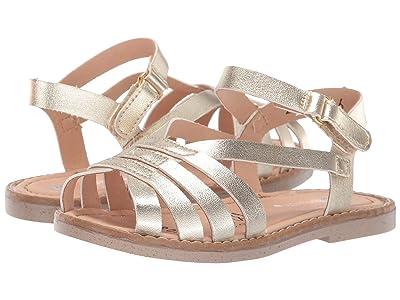 Kid Express Blair (Toddler) (Gold Metallic) Girls Shoes