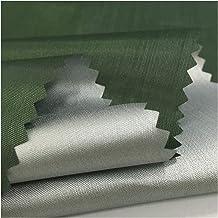 DIY Dunne groene zilver gecoate waterdichte stof voor tentzonnescherm, ijspack materiaal, rood, blauw, grijs, wit, zwart v...
