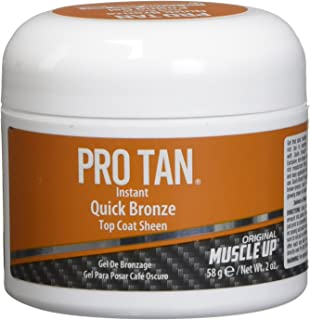 pro tan instant competition color